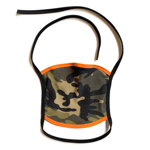 Reusable Face Mask ***Limited Edition Camo***