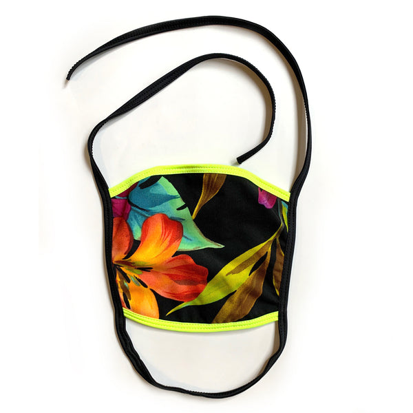 Reusable Face Mask ***Limited Edition Tropical***