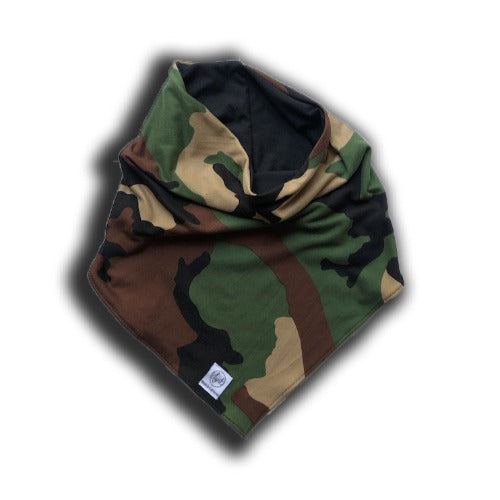 Reversible Dust Bandit in Camo
