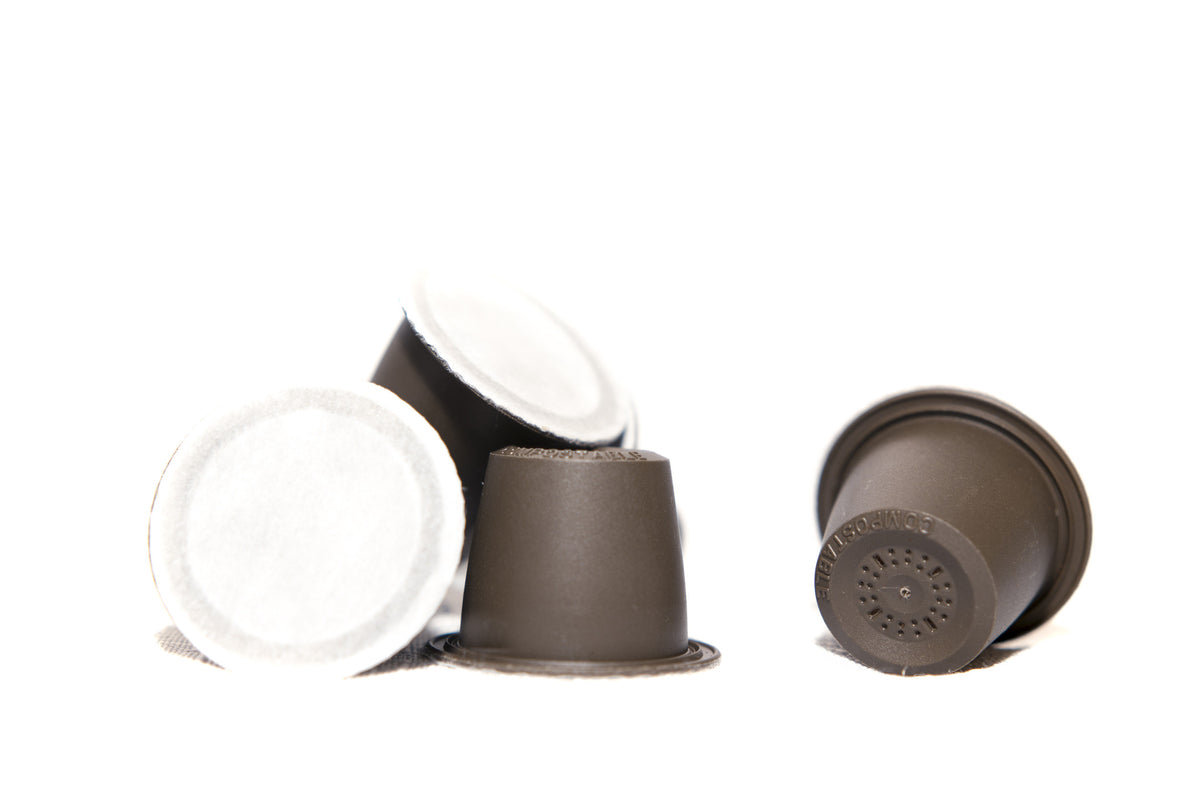 Coffee shouldn't cost the Earth: The single use coffee pod alternative.