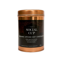 ORGANIC SPICED HOT CHOCOLATE