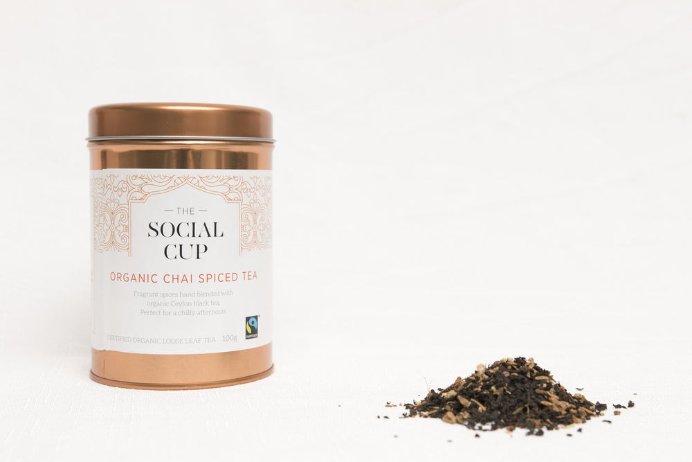 ORGANIC CHAI SPICED TEA