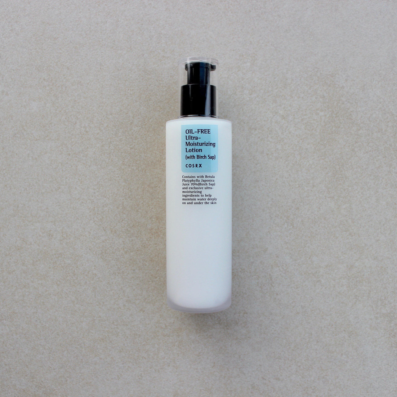 Oil-Free Ultra Moisturizing Lotion - Nashi Lab