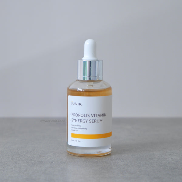 iUNIK Propolis Vitamin Synergy Serum — Nashi Lab