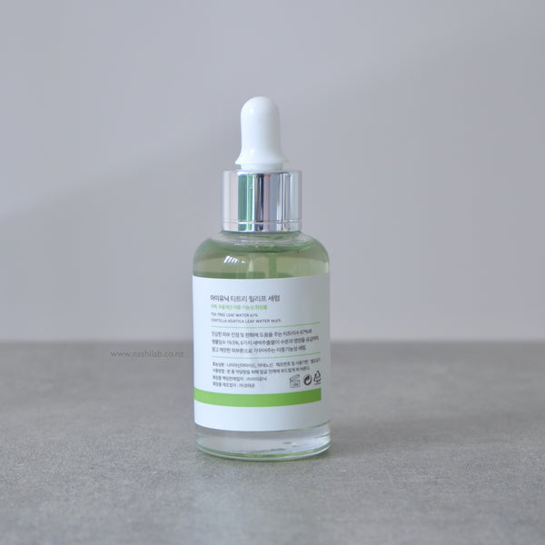 iUNIK Tea Tree Relief Serum — Nashi Lab