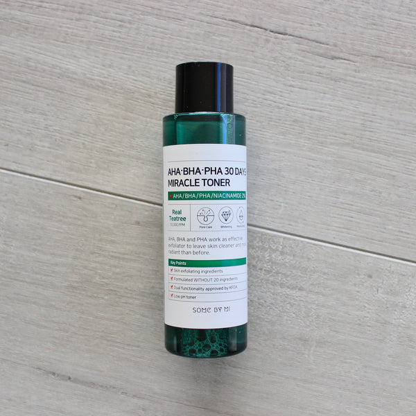 Toner - Some By Mi AHA BHA PHA 30 Days Miracle Toner