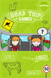 Fun Road Trip Games for Kids
