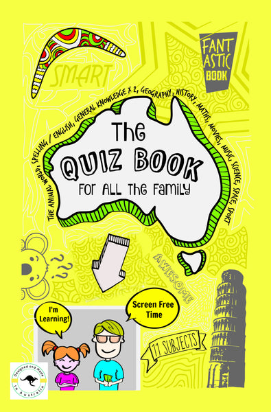 TAWK Quiz Book for all the Family
