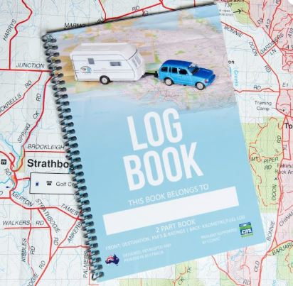Caravan/Camper Trailer LOG BOOK