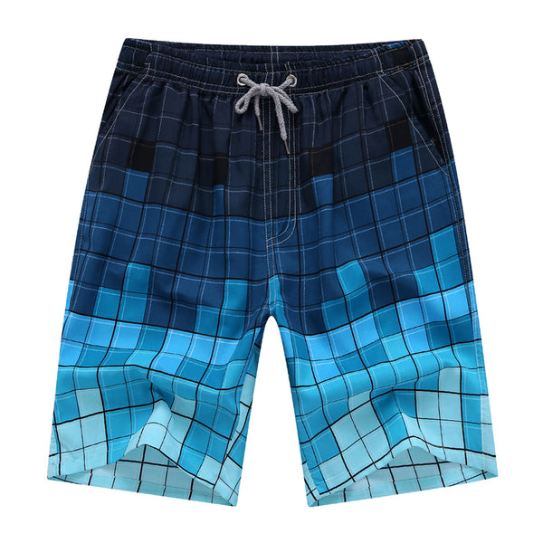 Men Ombre Board Shorts