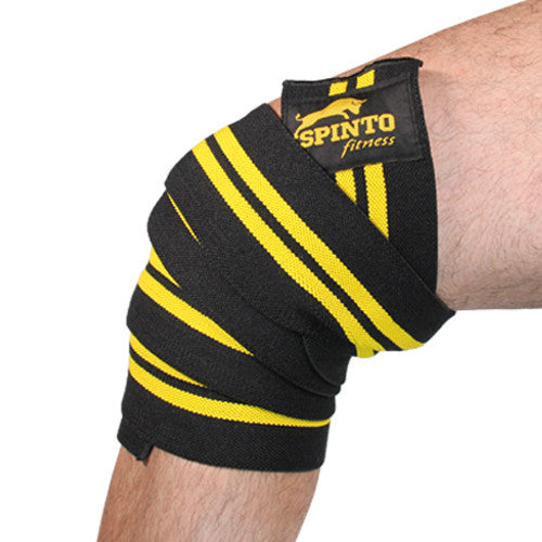 Spinto-105 Knee Wraps