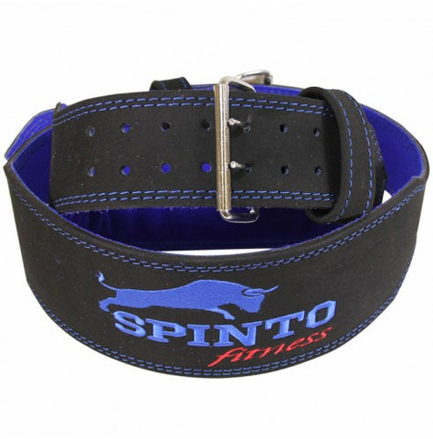 Spinto-97  Suede Leather Belt 4