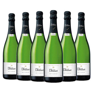 Champagne Louis Dousset Original Brut NV (6 bottle pack)