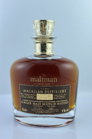 Macallan The Maltman 1995 24 Years Old