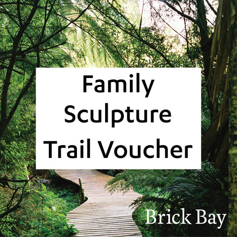Family Sculpture Trail voucher
