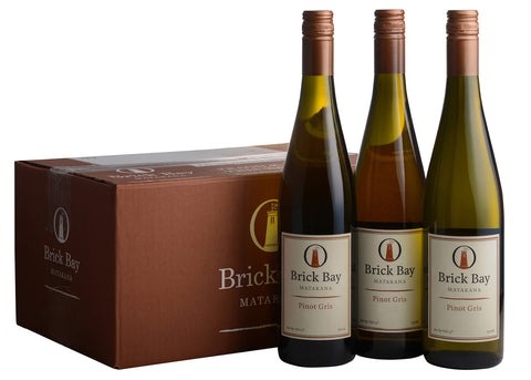 6 Pack Pinot Gris 2017