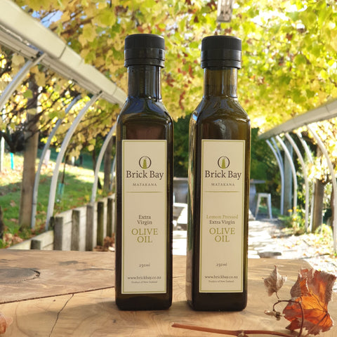 Brick Bay Extra Virgin Olive Oil Duo  250ml