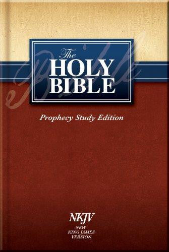 NKJV Prophecy Study Bible (Hardcover)