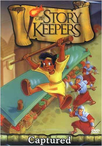 Story Keepers of The Bible - Captured (DVD)