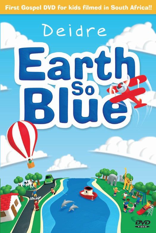 Earth So Blue (DVD)