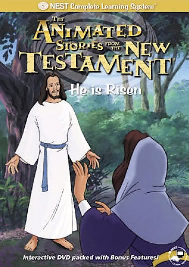 He is Risen (DVD)