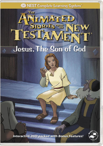 Jesus, The Son of God (DVD)