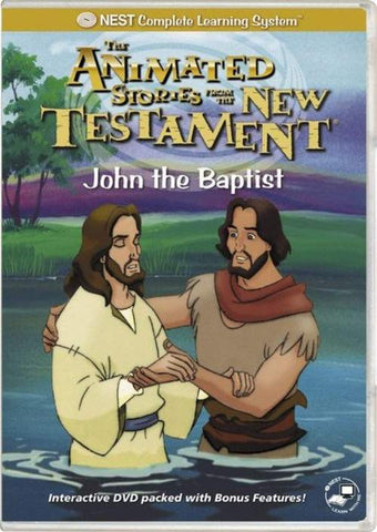 John The Baptist (DVD)
