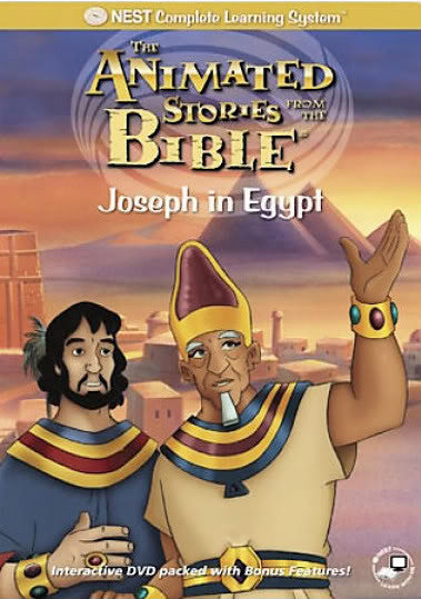 Joseph in Egypt (DVD)