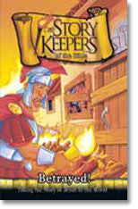 Story Keepers of The Bible - Betrayed (DVD)