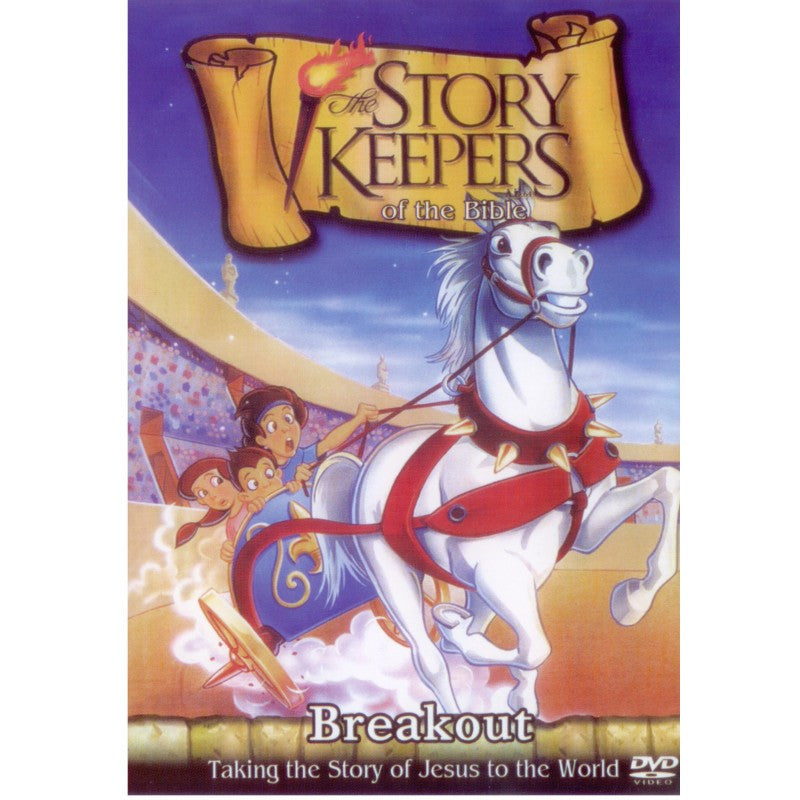 Story Keepers of The Bible - Breakout (DVD)