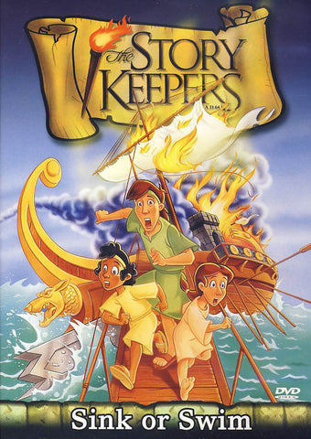 Story Keepers of The Bible - Sink or Swim (DVD)