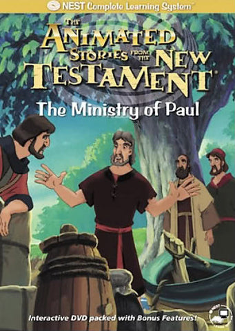 The Ministry of Paul (DVD)