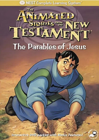 The Parables of Jesus (DVD)