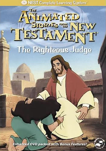 The Righteous Judge (DVD)