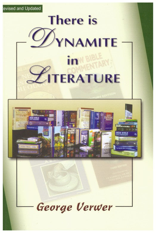 There Is Dynamite In Literature