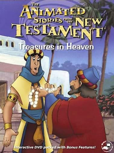 Treasures in Heaven (DVD)