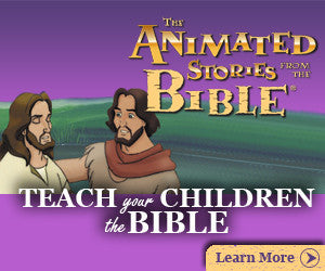 The Animated Stories From The New Testament (DVD) Collection