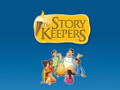 Story Keepers of the Bible (DVD) Series