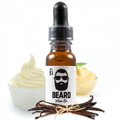 No.51 by Beard Vape Co, E-Liquid, Beard Vape Co. - eVapeLiquidShop.com