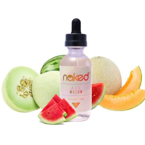 All Melon by NAKED 100 | 60ml, E-Liquid, NAKED 100 - eVapeLiquidShop.com