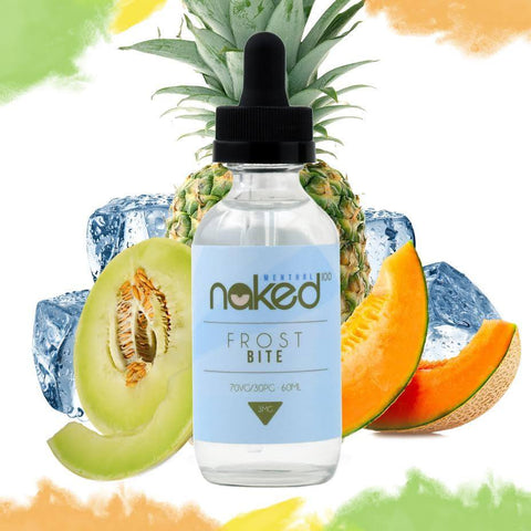 Frost Bite by NAKED 100 | 60ml, E-Liquid, NAKED 100 - eVapeLiquidShop.com