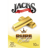 Pure Gold E-liquid by JACKS | 10ml, E-Liquid, JACKS - eVapeLiquidShop.com