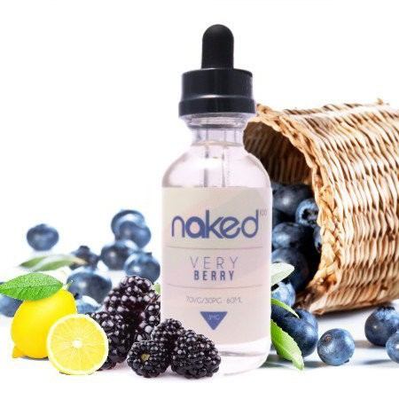 Very Berry by NAKED 100 | 60ml, E-Liquid, NAKED 100 - eVapeLiquidShop.com