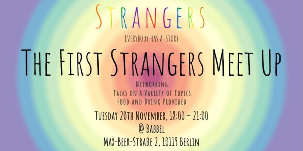Stranger Talks: Babbel Invites You to a Diversity Meetup