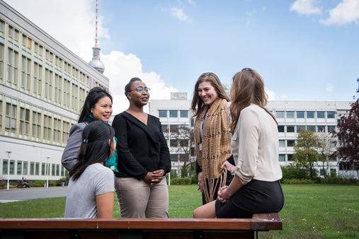 How does Babbel help Students at the ESMT?