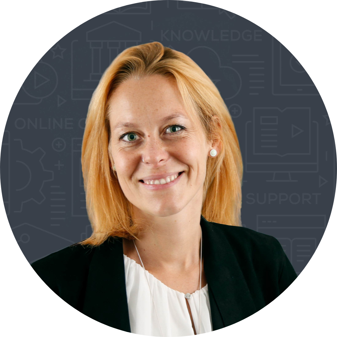 Svenja Blessner is a B2B Blog Author - Photo: Babbel for Business