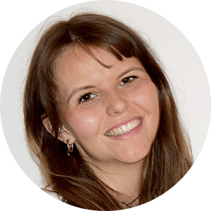 Annika Keilen is a B2B Blog Author - Photo: Babbel for Business