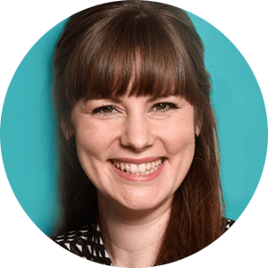 Carla Pieper is a B2B Blog Author - Photo: Babbel for Business