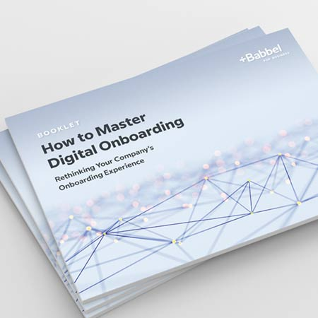 Download here our booklet on digital onboarding