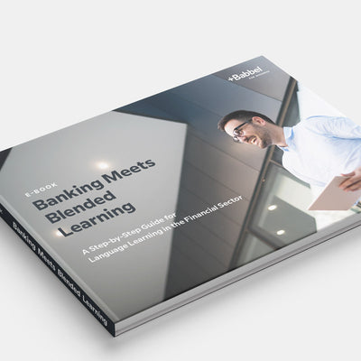 Ebook download Banking Meets Blended Learning – Language Training for Companies